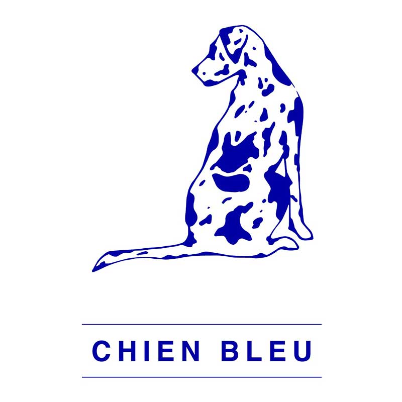 CHIEN BLEU SARL  : Brand Short Description Type Here.